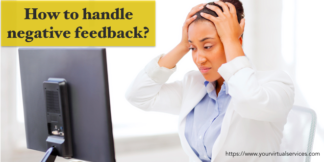 How to Manage Negative Feedback from a Client